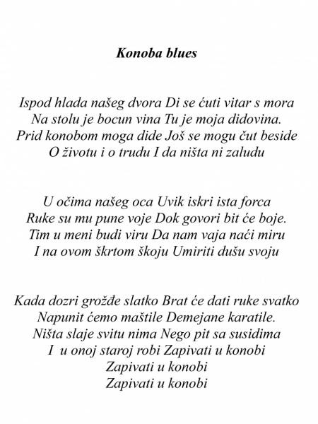 Konoba-blues